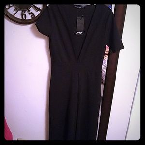 Size 6 short sleeve jumpsuit from nastygal